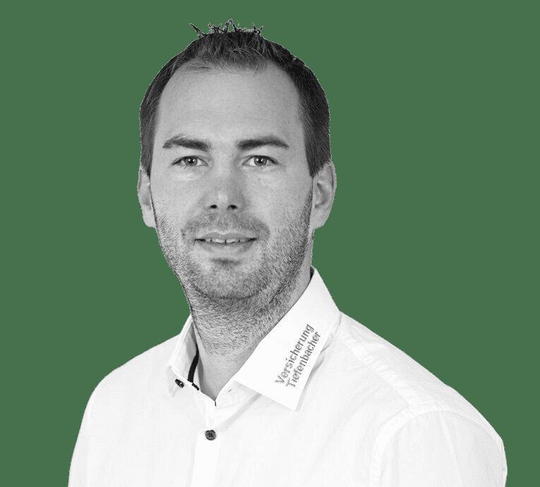 Geschäftsführer der Versicherungsagentur Andreas Tiefenbacher